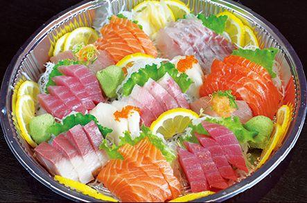 35 Sashimi Combo