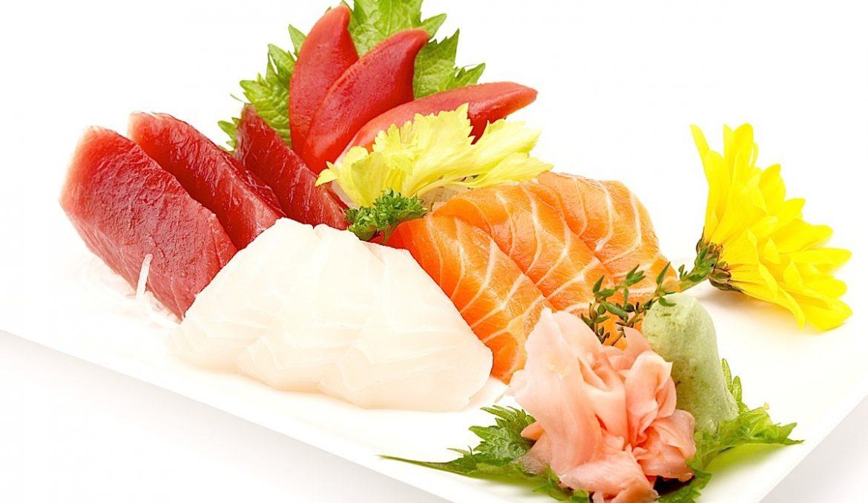 8 Sashimi Combo
