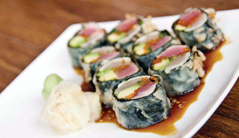 Albacore Special (tuna, avocado, albacore)