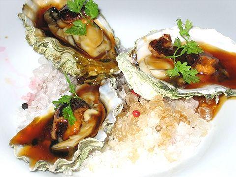 Fresh Oyster (3pcs)