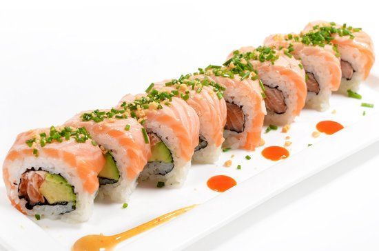 Roll (Spicy Tuna Roll)