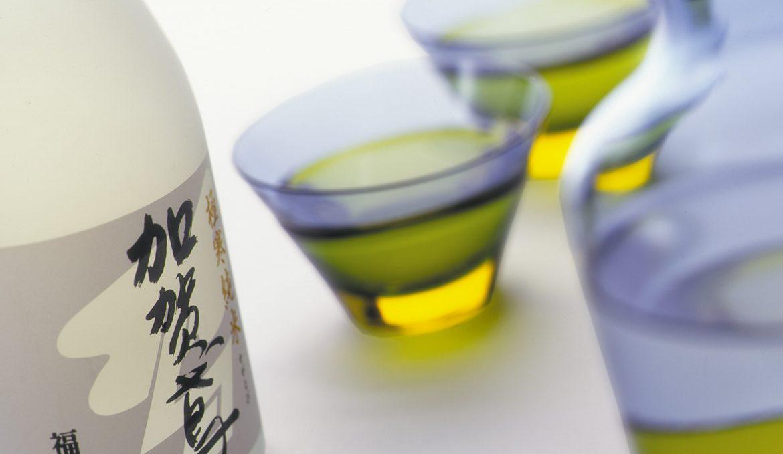 Sake by Glass (Kikusui)